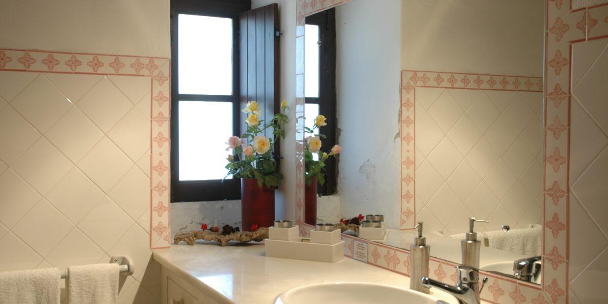 Cork Bathroom